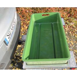 Heck-Pack Kuljetusboxi Vario (Riistakaukalo) - 4 Eri kokoa